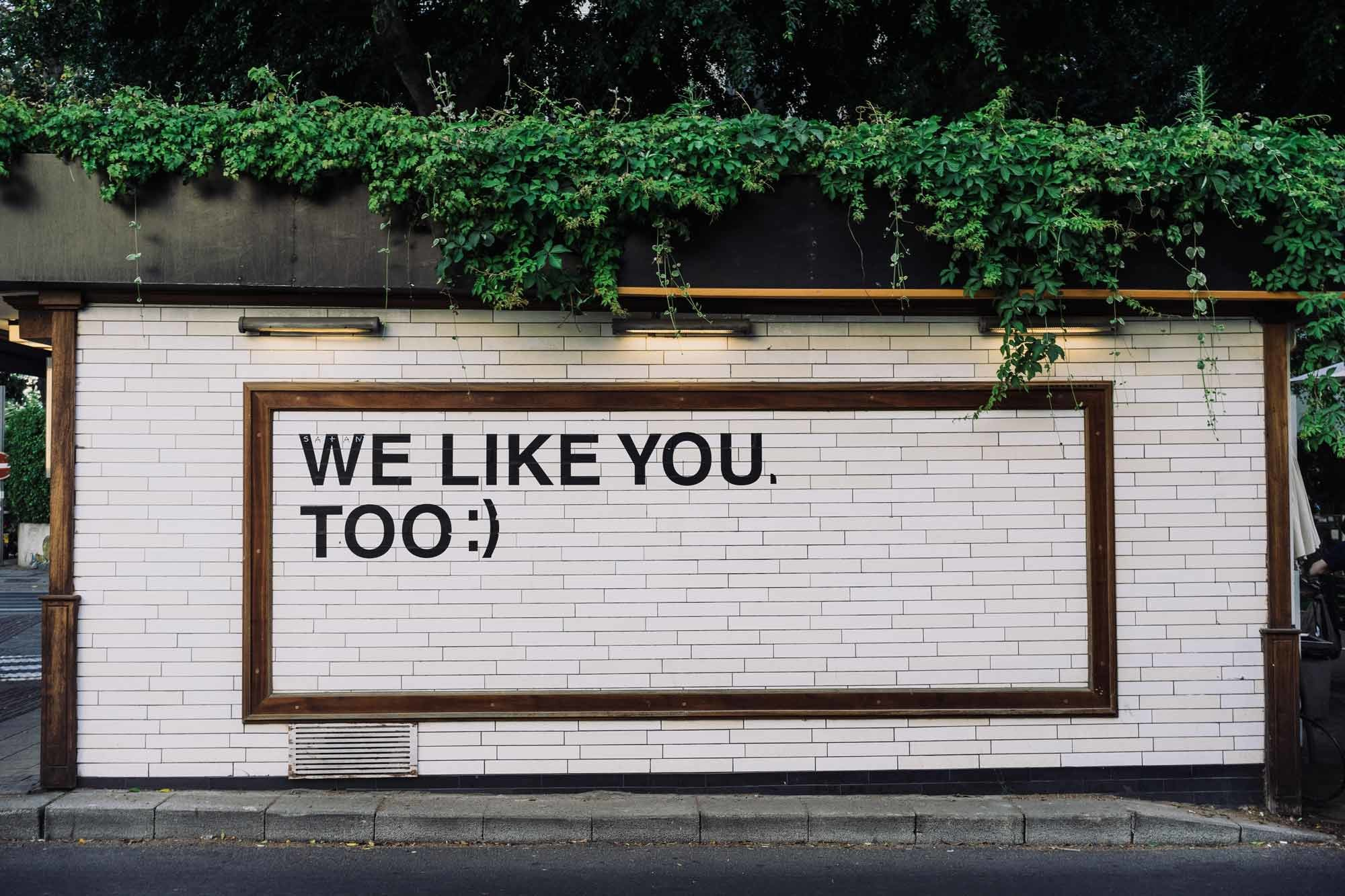 social intranet we like you too